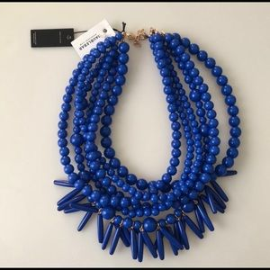 🎉🎉🎉NEW BAUBLE BAR BLUE NECKLACE